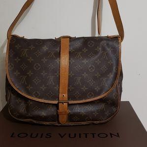 ❣ Louis Vuitton Saumur 35 Vintage GM 💖